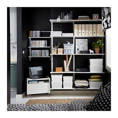 ALGOT Wall upright/shelves - IKEA . $127.48 for article number 199.296.31
