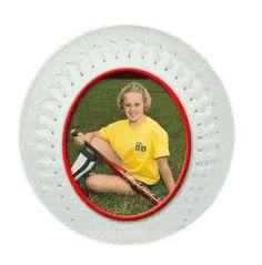 Personalized Softball - Custom Photo Gift Idea    $19.95     #coachgift  #softball  #giftideas