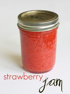 I'm a huge fan of homemade strawberry freezer jam . Growing up, my mom used to make it every summer. It's the only strawberry jam I'd eat. I...