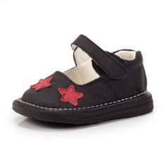 Red Star Mary Jane Shoe