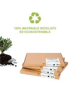 Il packaging della #tshirt #HOSMESSO è realizzato in materiale riciclato ed #ecosostenibile, senza rinunciare all'originalità che ci contraddistingue e mantenendo l'integrità del prodotto che acquisti. Aiuta l'#ambiente con stile! http://www.hosmesso.eu/nuova-tshirt-hosmesso