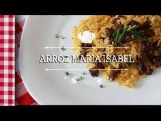 Como fazer Arroz Maria Isabel - Comida Nordestina (Piauí) - YouTube