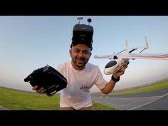 Eachine Micro SkyHunter Flight Testing with Eachine EF01 FPV System