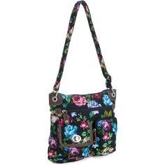 Faded Glory Women's Medium Crossbody Handbag