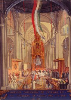 Agustín de Iturbide: bandera, independencia e imperio   Suite101