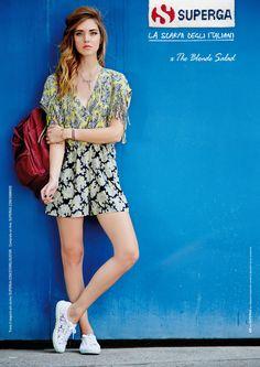Chiara Ferragni Superga  The Blonde Salad - My new capsule collection | The Blonde Salad