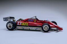 1982 Ferrari 126C2 MFH 1/12