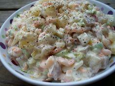 Shirley's Shrimp Potato Salad