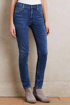 Citizens of Humanity Rocket Jeans - anthropologie.com