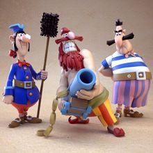 набор 4 - Пираты