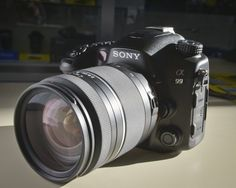 SONY ALPHA SLT A99 HANDS-ON REVIEW