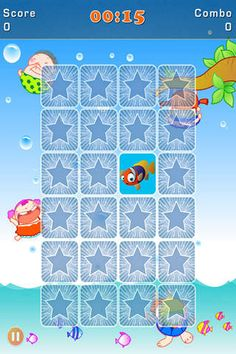 Memory game for kids for iPhone, iPad and iPod Touch. Memory Games For Kids, Fun Games For Kids, Best Games, Arcade Games, Ipod Touch, Ipad, Memories, Iphone, Classic