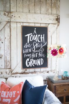 i touch the sky when my knees hit the ground by HouseofBelongingLLC on Etsy https://www.etsy.com/listing/233466502/i-touch-the-sky