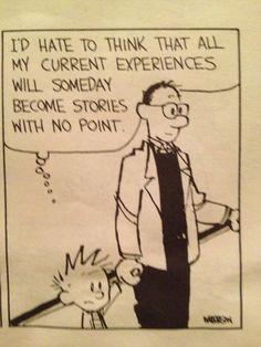 (Calvin and Hobbes)
