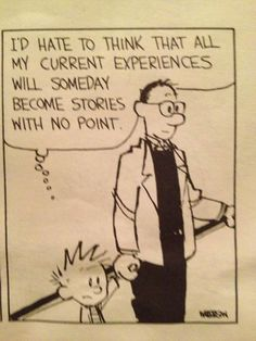 (Calvin and Hobbes)