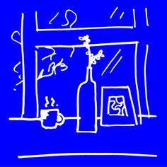 Doodle Window Flower Doodles, Portfolio Design, Window, Graphic Design, Illustration, Portfolio Design Layouts, Windows, Illustrations, Visual Communication