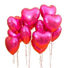 Inflated Balloons Delivered To Your Door For Any Special Occasion. Shop Our Helium Balloons Today - Delivered To All UK Mainland Addresses. Bubblegum Balloons, Balloons And More, Heart Balloons, Helium Balloons, Confetti Balloons, Foil Balloons, Latex Balloons, Buy Helium, Birthday Room Decorations