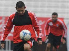 El ultimo goleador del torneo, el Chino Luna, podria debutar frente a su ex equipo, el Tigre de Arruabarena. Se cumplira la ley del ex?