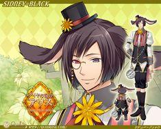 Sidney Black (Black Rabbit) - Diamond no Kuni no Alice