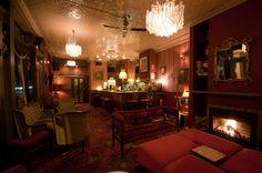 Back Bar - Cocktail Lounge