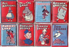 2nd Edition Boxes, Waddy Productions Ltd., 1930s
