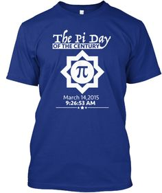 Pi Day Of The Century - March 14 2015