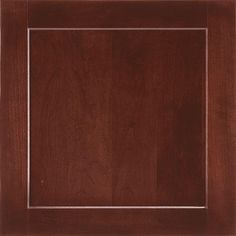 14-9/16x14-1/2 In. Cabinet Door Sample In Townsend Cherry Bordeaux