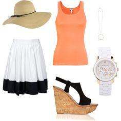 another fun Florida outfit ;)