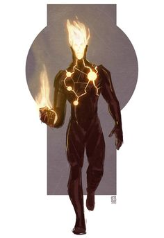 Firestorm Redesign by Stefan Grambart