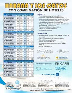 Viajes a #Cuba www.adrepresentaciones.com