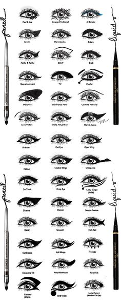 Trendy Makeup Eyeliner Bold Make Up Ideas Makeup Hacks, Makeup Inspo, Makeup Art, Makeup Inspiration, Makeup Tips, Makeup Ideas, Eyebrow Makeup, Makeup Geek, Makeup Tutorials