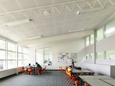 Image 4 of 16 from gallery of Birralee Primary School / Kerstin Thompson Architects. Photograph by Derwek Swalwell