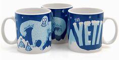 Illustrator Andy Smith's mugs