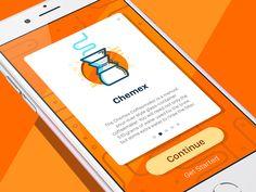 Onboarding inspiration for mobile apps – Muzli -Design Inspiration