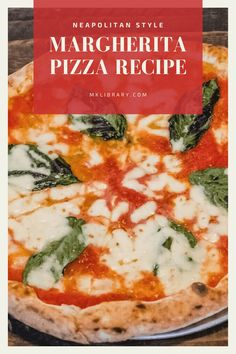This light, brightly-flavored Neapolitan style pizza is inspired by the traditional pizza straight from the source in Naples, Italy. The thin crust and fresh flavors are sure to have you building a backyard pizza oven the very next day.