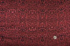 http://www.moodfabrics.com    Beautiful red brocade. This might be a game changer. It comes in black too which is back-ordered. I think this one may trump the rest....