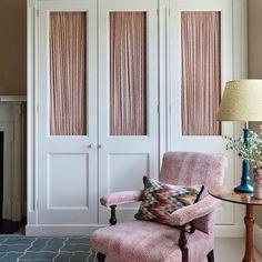 Wardrobe Furniture, Wardrobe Doors, Built In Wardrobe, Brown Furniture, Interior Decorating, Interior Design, Contemporary Interior, Cottage Chic, Decoration