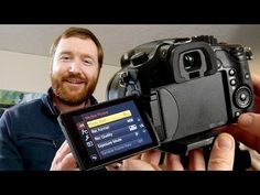 How to set up your new Panasonic GH4 for Filmmaking - YouTube