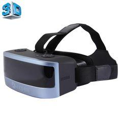 WIFI Bluetooh Verre VR Ré Quad, Virtual Reality Glasses, 3d Glasses, Android 4, Headset, Wifi, Bluetooth, Electronics, Core