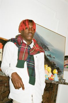 Lil Yachty  Photography Eric Chakeen