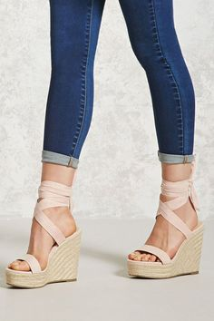 328025e45d33 Forever 21. Wedges OutfitSummer Wedges ShoesWedge ...