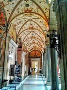 mak museum / wien / austria - photo by koto serdar bulgu Neoclassical Architecture, Baroque Design, Modern Buildings, Vienna, Austria, Museum, Interior Design, Photos, Interiors