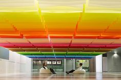 "Architect Floats ""100 Colors"" for Japanese Art Festival"