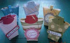 Box in the bag miniausgabe für 1 Rocher