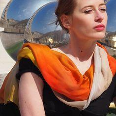 High quality silk scarves and fashion accessories. Silk Art, Scarves, Fashion Accessories, Sari, Collection, Scarfs, Saree, Tie Head Scarves, Sari Dress