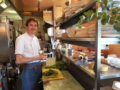 I interviewed chef Elliott Lidstone about his sustainable restaurant in Bristol.