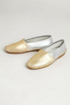 Davies Moccasins - @Anthropologie