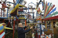 I didn't even know there was a Disneyland in Michigan! — Meet the GM Retiree That Gave Us Hamtramck Disneyland