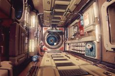 Zero Gravity - PBR IBL Environment - Page 4 - Polycount Forum