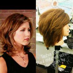 Good 90 Degree Cut Inspo Rachel Friends Haircut